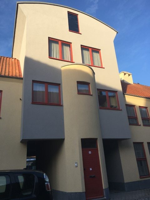 Baliestraat – gevelbepleistering en dakwerken