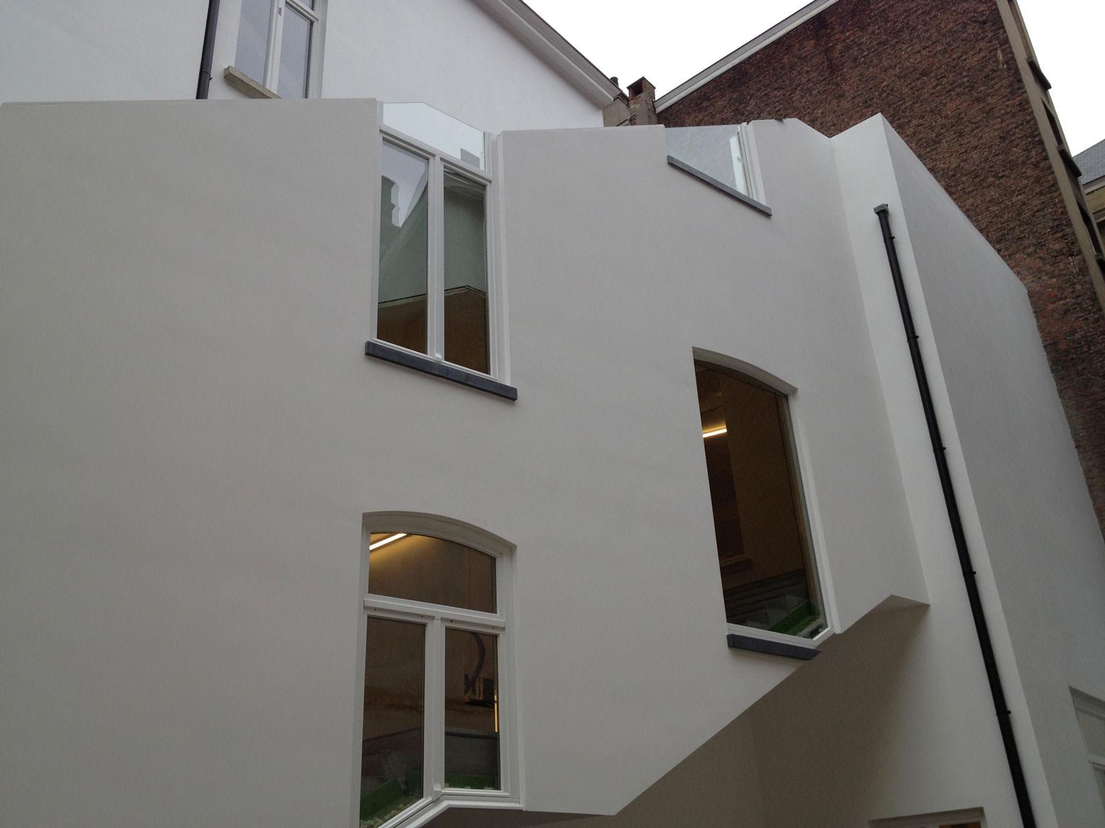 Kledingzaak Twiggy kiest voor moderne architectuur