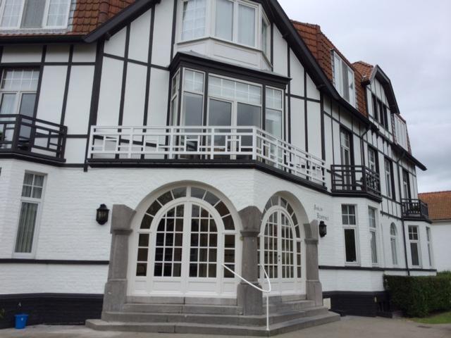 Residentie Sablon – natuursteenherstel dakwerken pleisterwerk schilderwerk balkonrenovatie