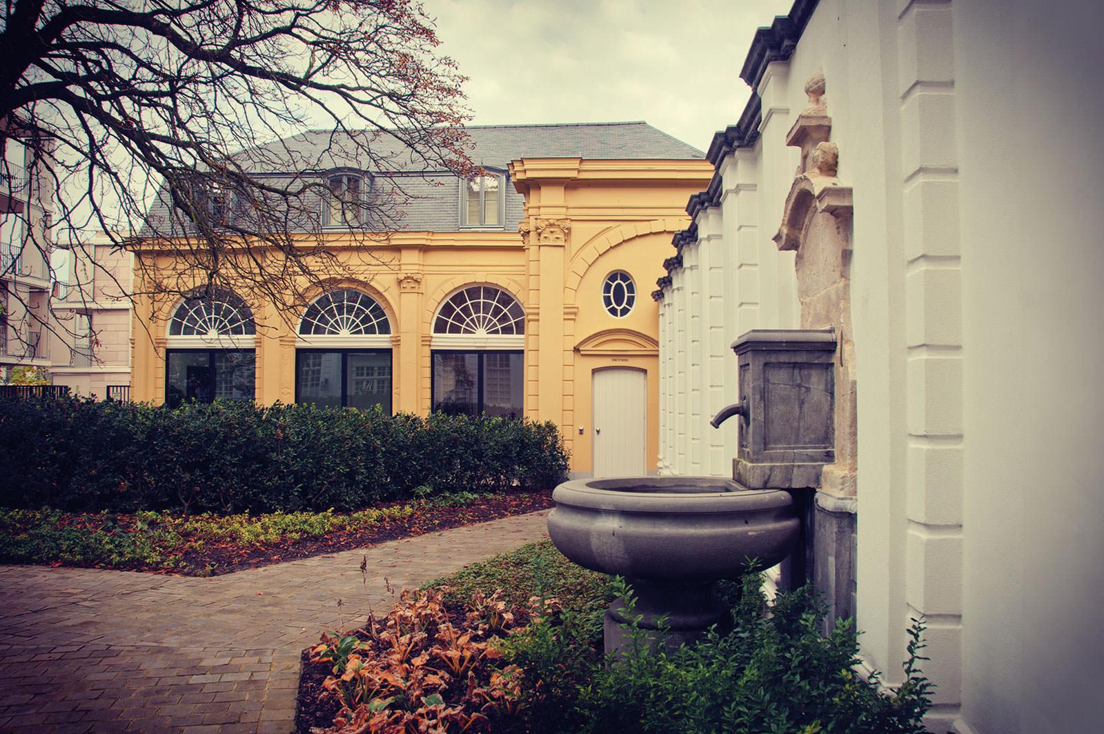 Gevelrenovatie koetshuis Reylof definitief afgewerkt!